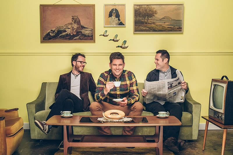 They're so lovely: The music of Scouting for Girls
