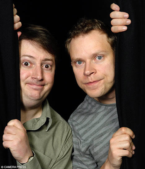 The iconic duo have not starred in a sitcom since December 2015, when Peep Show's ninth season ended.