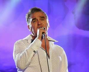Morrissey in 2011.
