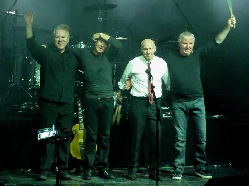 Ultravox's Brilliant Tour. 2012.