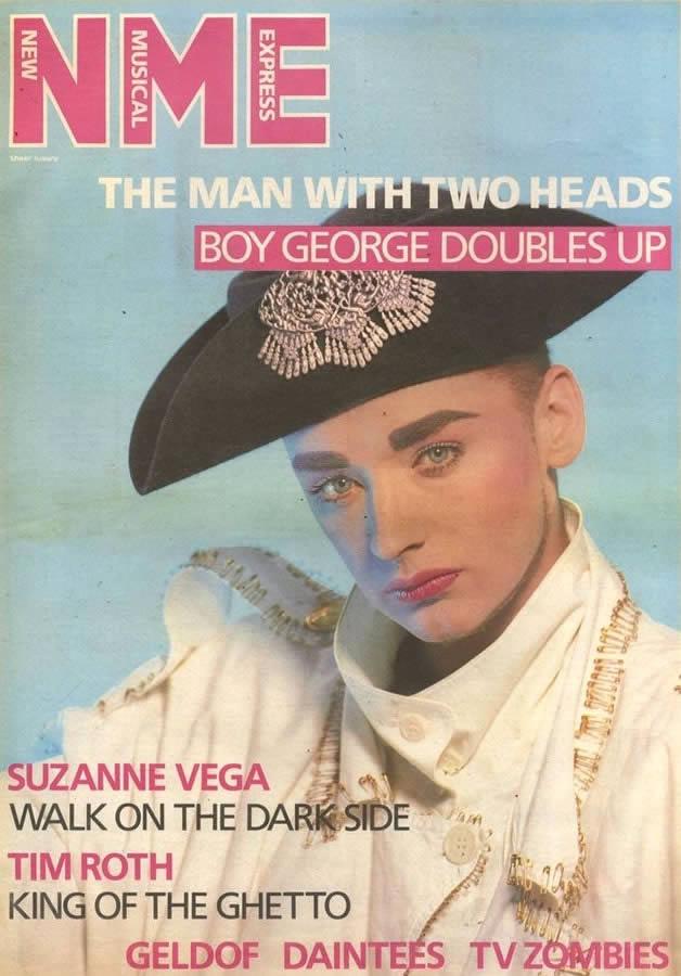 Boy George - NME
