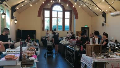 Stoke Newington Vegan Market