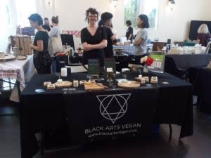 Black Arts Vegan
