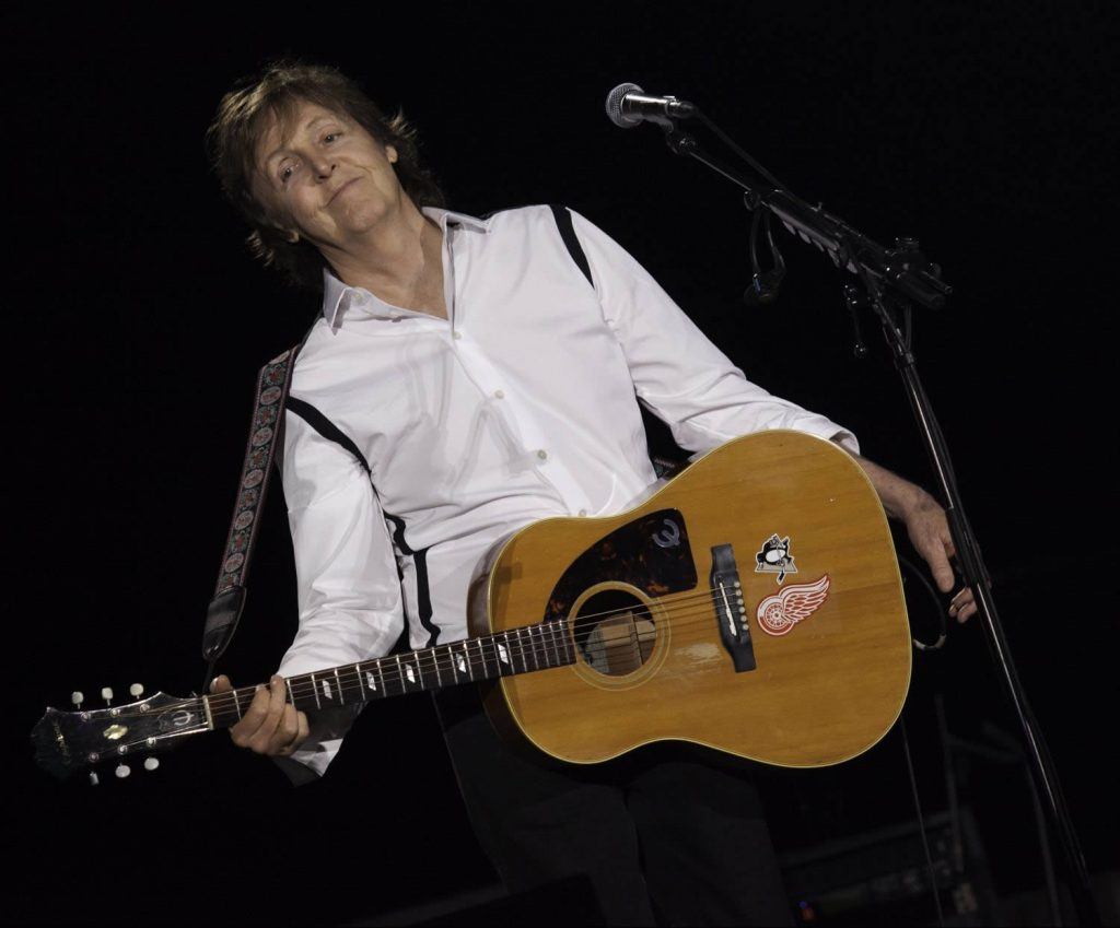 Sir Paul McCartney Out There Concert