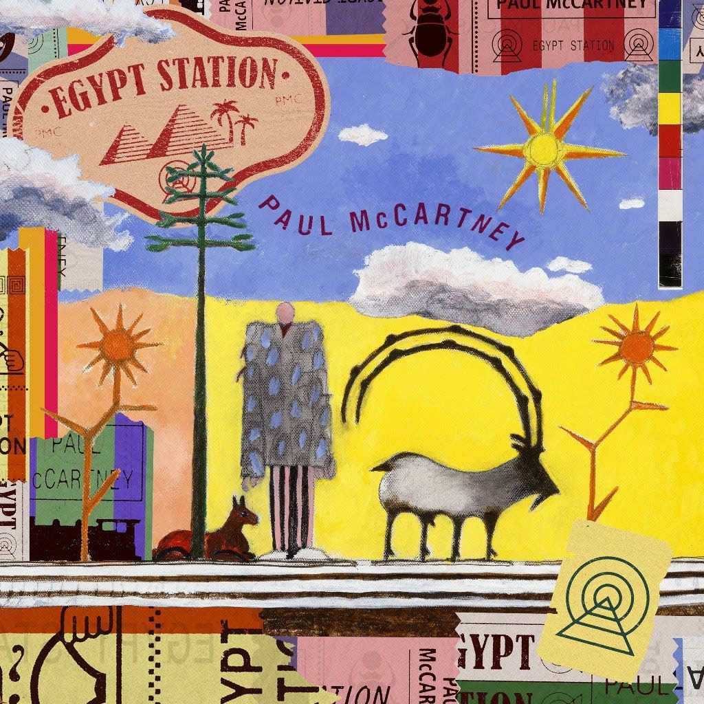 """Album Review: """"Egypt Station"""" by Paul McCartney"""