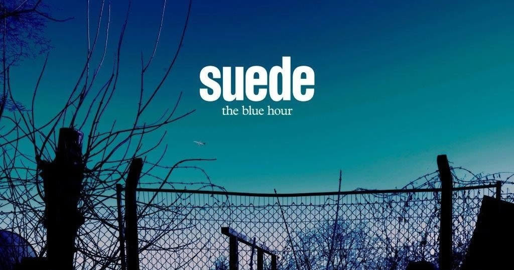 suede the blue hour