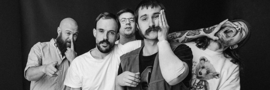 IDLES - photo by Ebru Yildiz