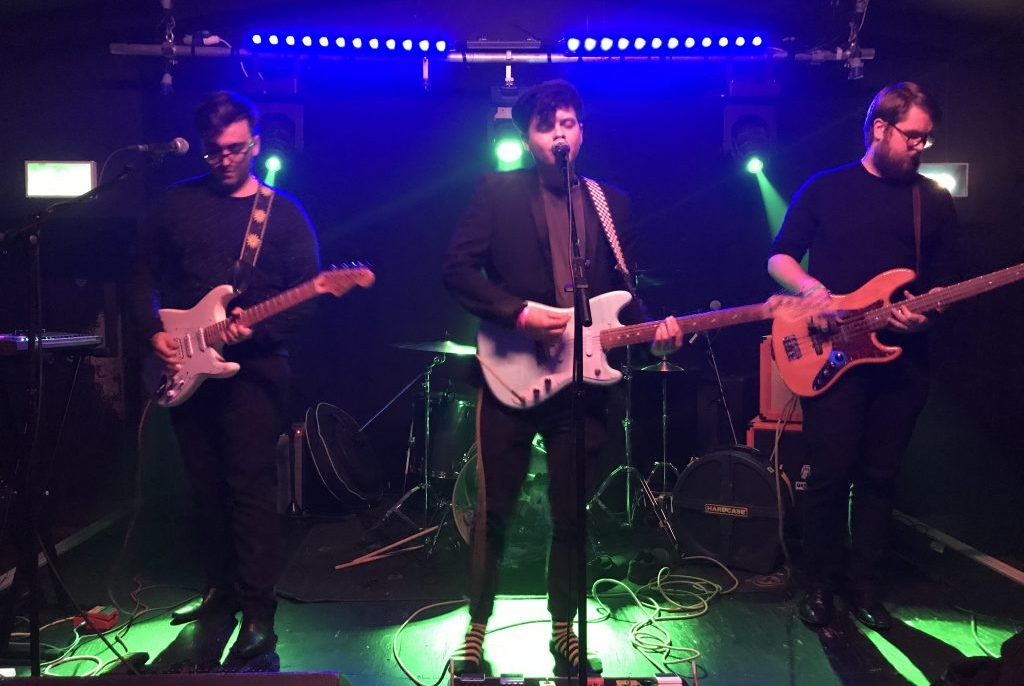 North Parade indie Birmingham rock new bands