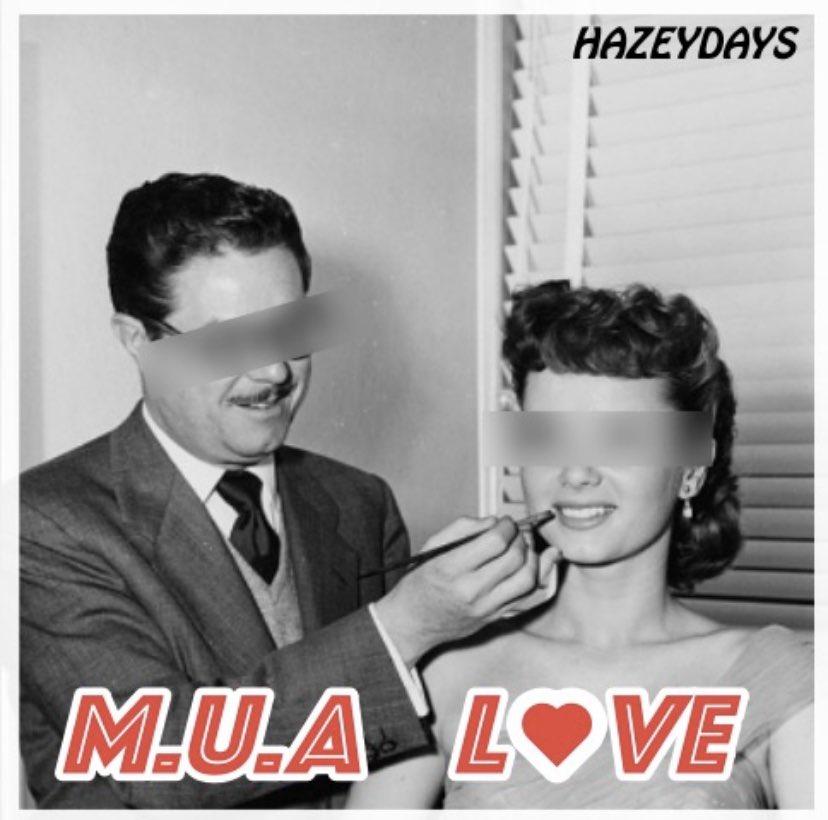 Hazeydays MUA love indie band rock scotland airdrie