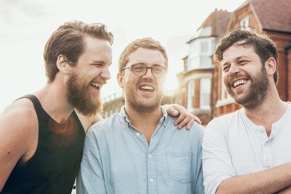 Bear's Den folk rock band uk