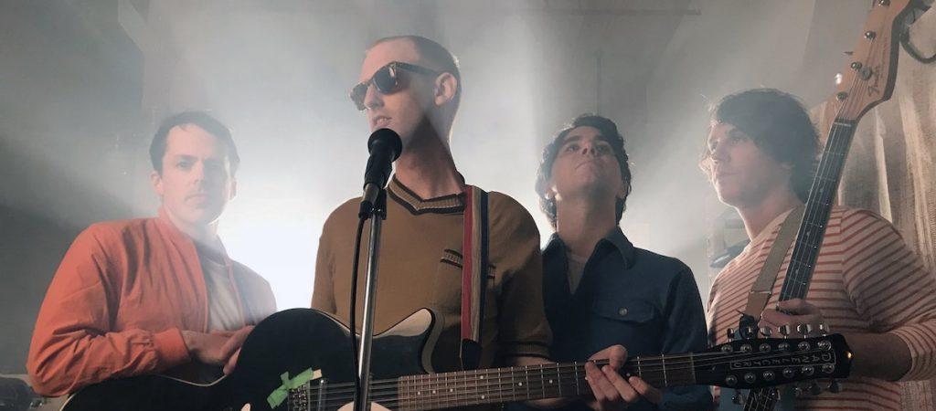 Kiwi jr. canadian indie pop rock band brian murphy alvvays